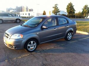 Chevrolet, Aveo LT 2008  for 4900 or best offer