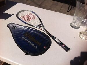 Brand new, never used squash racquet!