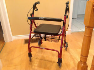 BIOS Diagnostic Rollator