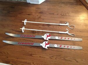 Cross Country Ski/Ski de Fond KARHU(children/enfant) $10.00