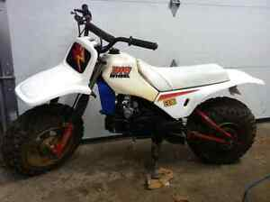 Yamaha BIG WHEEL 80 1986