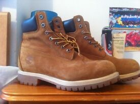 Timberland boots for sale size 9