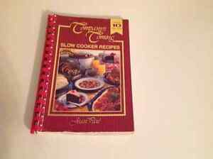 COMPANYS COMING COOK BOOKS
