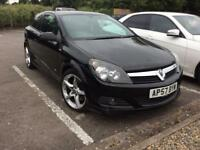 2007 57 VAUXHALL ASTRA 1.9 CDTI SRI PLUS 3 DOOR