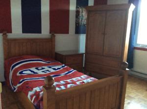 Armoire mobilier de chambre