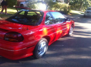 Pontiac Grand Am - Low km - Immaculate - one owner