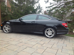 2013 Mercedes-Benz C-Class C350 Coupe (2 door)