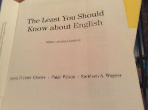 The Least You Should Know About English Cambridge Kitchener Area image 2