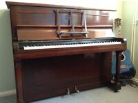 Waldner Upright Piano