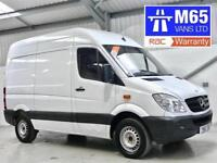 2012 MERCEDES-BENZ SPRINTER 2.1CDI SWB SHORT WHEELBASE