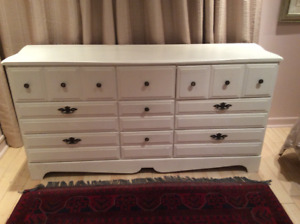 White Dresser / Buffet