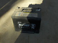 FREE pick up and recycle of your old car / truck battery
