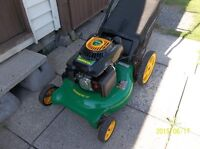 TONDEUSE WEEDEATER OHV550 140CC