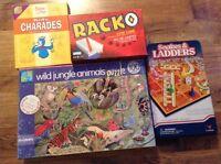 Board Games & Puzzle