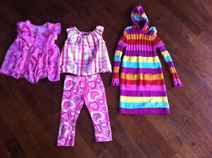 Size 6X and 6/7 - Girls Lot of Clothing
