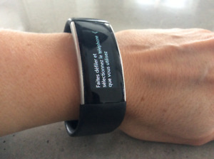 Montre intelligente Microsoft Band 2