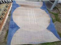 Rug carpet for sale £3