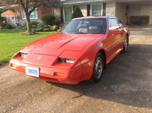 1986 Nissan 300ZX - 3.0L V6, 5 Spd Manual - all Original
