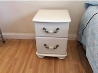 Stoneman and bowker bedside draws