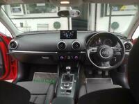 2015 Audi A3 1.6 TDI 110 Sport 5dr Hatchback Diesel Manual