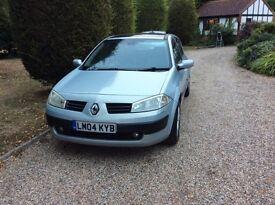 Renault Megane only 75000