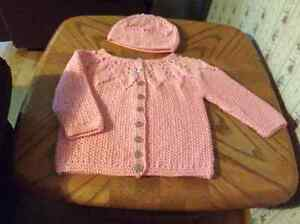 HAND KNIT CHILDREN'S SWEATERS