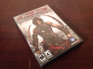 Jeu ordinateur PC, Prince of Persia Warriors Within