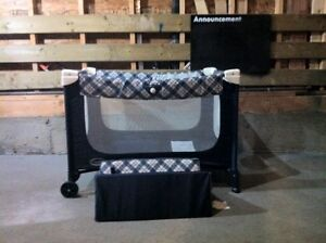 2 Baby playpens for sale.