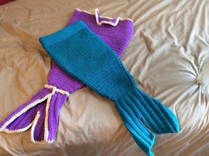 Mermaid tails for newborn West Island Greater Montréal image 1