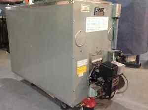 York Oil Furnace 78000 btu/tank and accessories $400