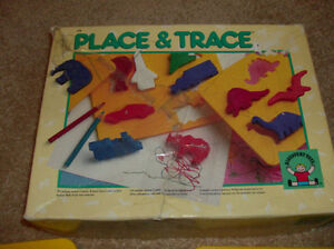 Discovery Toys- Place & Trace (2 available) London Ontario image 3
