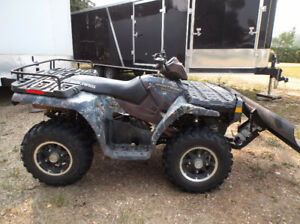 2007 Polaris Sportsman 800