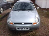2004 FORD KA STYLE (only 28,000 miles)
