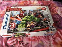 Avengers 104 piece puzzle