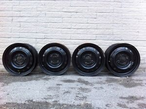 14 inch Rims  4x108 Bolt Pattern  Kawartha Lakes Peterborough Area image 2