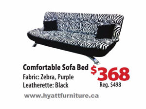 Brand New Comfortable Sofa Bed only $388