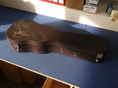 NEW - Oscar Schmidt UC3 Hard Case For Concert Ukulele for sale  Shipping to India