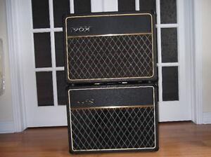 Vox  1965  Tubes    Vox 1967 SS