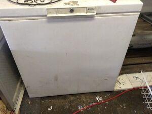 4 cubic foot freezer.