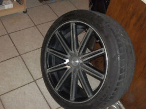 BMW 4 MAGS 20 POUCE