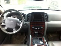 jeep grand cherokee limited 2005 110.000km