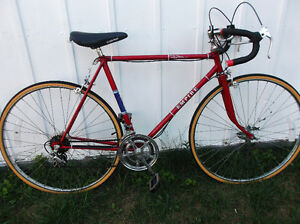 Vintage Empire 10spd Roadbike(new tires,cables,pads,bar tape)