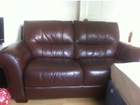 Double leather seater £20 nothing wrong with it