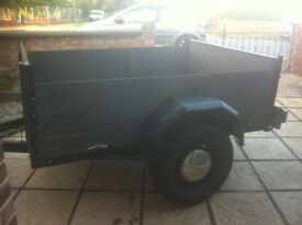 Builders Trailer £225 open to offers