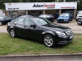 Mercedes-Benz C220 2.1CDI ( 170ps ) ( Premium ) 2014.5MY Executive SE (Premium)