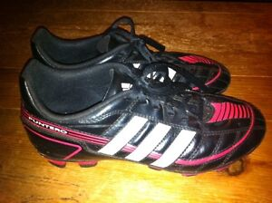 Soccer shoes. Adidas. Youth size 4