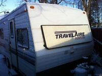 21ft TRAVELAIRE RUSTLER RT190  GREAT SHAPE! REDUCED!
