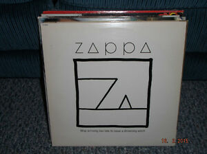 FRANK ZAPPA VINYL COLLECTION Kitchener / Waterloo Kitchener Area image 7