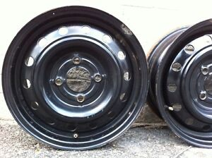 14 inch Rims  4x108 Bolt Pattern  Kawartha Lakes Peterborough Area image 7