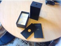 Apple iPhone 5 only box with leaflet 16gb black colour £4